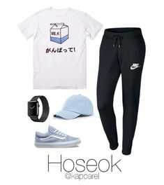 Hoseok Inspired Outfit