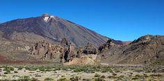 Spain's Highest Mountain: Mount Teide