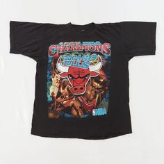 Vintage 1997 CHICAGO BULLS Shirt! http://www.ebay.com/itm/-/152441931034? #Vintage #90s #ChicagoBulls #NBA #Basketball #Champions #T #Shirt #Jordan #MichaelJordan #AirJordan #Pippen #ScottiePippen #Rodman #DennisRodman #HipHop #Rap #RapTees #XL #OnThe5 #OnTheFive #Bulls #SlamDunk #Bootleg #TShirt #2Pac #Tupac #Shakur #Makaveli