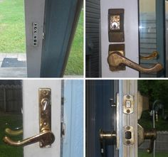 A A Cc Cf A B B on Larson Storm Door Hinge Replacement