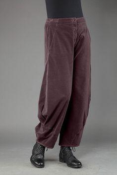 Trousers Della - 98%CO 2%EL