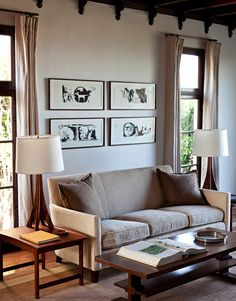 mid century modern meets traditional - Google Search
