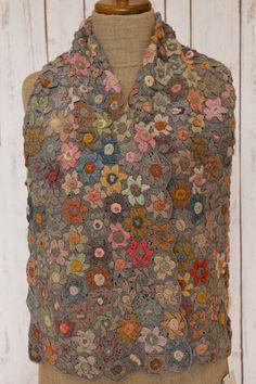 Lotus scarf  $376.00