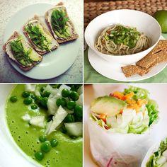 30 vegan lunches