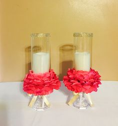 Candle holders by missJs