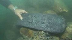 Silver bar, thought to be of Capt Kidd (7 May 2015) Underwater explorers in Madagascar say they have discovered treasure belonging to the notorious 17th-Century Scottish pirate William Kidd. A 50kg (7st 9lb) silver bar was brought to shore on Thursday on the island of Sainte Marie, from what is thought to be the wreck of the Adventure Galley.