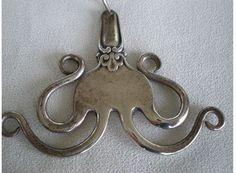 fork art ... make an octopus ... ??