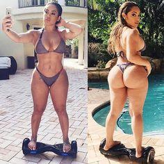 vpwexoticdymes:  @jasmincadavid OMG! Gorgeous!   #vpwexoticdymes #booty #ass #dymeoftheday #bikini #selfie #wcw