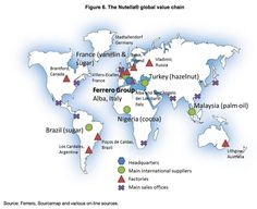 25. Nutella and the Global Economy   32 Maps That Will Teach You Something New About the World