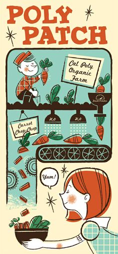Poly Patch Banner by Mai K. Nguyen, via Behance