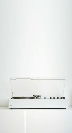 Record player | Dieter Rams