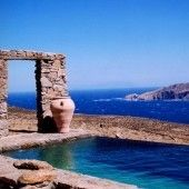 Mykonos, our friends home, perfect place to stay!