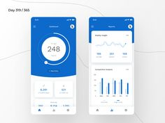 Day - Diabetes - Sugar Tracker App ConceptDisruptive Thursday:An app that can help you track your sugar level (manually entered) over a period of time. This can help you understand your. Ui Design Mobile, Design Home App, App Ui Design, Fitness Tracker App, Dashboard App, Light App, Creative Design Agency, Tracking App, App Design Inspiration