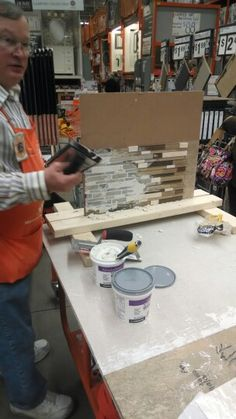 bd98425bb3985 Take a backsplash class at Home Depot and put my shiny new skills to shiny  new use.