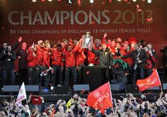 CHAMPIONS 20 13  Manchester United