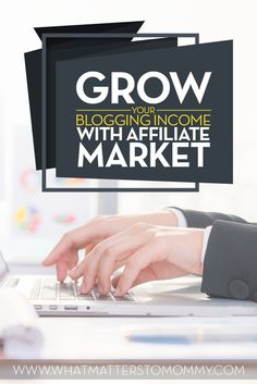 Affiliate marketing is an excellent resource to generate extra income from your Online Marketing Strategies, Affiliate Marketing, Social Media Marketing, Internet Marketing, Make Money Blogging, How To Make Money, Online Work, Making Ideas, Online Business