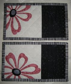 Anne-Grethes quiltblog: To til... / Two more...
