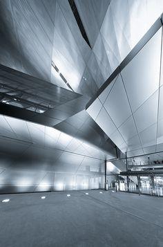BMW Welt by Coop Himmelb(l)au