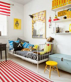 """original pinner said, """"boy's room"""" but I think this is superbly neutral"""