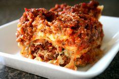 Lasagna Capone Tradicional A verdadeira lasanha italiana