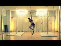 Pole Art Routine 43 - Level 5 (Funktomas - Sweet Baby)