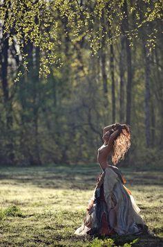 freedom & worship the feminine