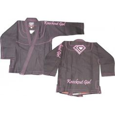 BJJ Gi - Black Women's Uniform