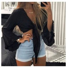 Teen Fashion Outfits, Mode Outfits, Girly Outfits, Look Fashion, Pretty Outfits, 90s Fashion, Fashion Black, Winter Fashion, Cute Summer Outfits