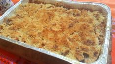 Dolce, Macaroni And Cheese, Dessert, Cooking, Ethnic Recipes, Food, Kitchen, Mac And Cheese, Deserts