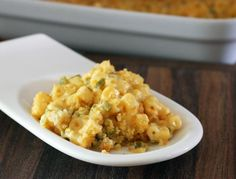 Jalapeno Macaroni and Cheese with Buttery Breadcrumbs: Jalapeno Macaroni and Cheese