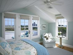 wall color - House and Guest House at Surfside - Polhemus Savery DaSilva
