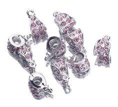 $3.09   10x15mm Alloy Enamel Beads Fit European Charm Bracelets Jewelry Bags http://www.eozy.com/10x15mm-alloy-enamel-beads-fit-european-charm-bracelets-jewelry-bags.html
