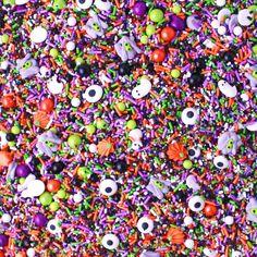 Vintage Rose Gold Sprinkle Mix – Sprinkle Pop 4 Oz Bottle, Confectioners Glaze, Gum Arabic, Edible Glitter, Tree Nuts, Halloween Desserts, Corn Syrup, Royal Icing, Sprinkles