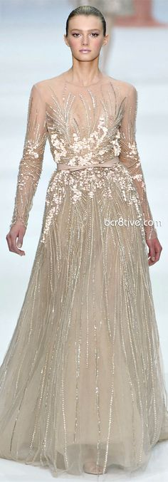 Elie Saab Spring Summer 2012-2013 Haute Couture .. so so beautiful.