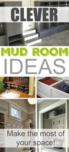 10+ Inspiring and Inventive Mudroom Ideas