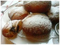 Pampuchy - wszystko o gotowaniu: Pączki z marmoladą - łatwe przygotowanie :)