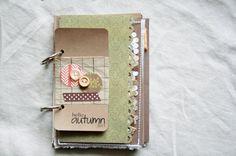autumn art journal