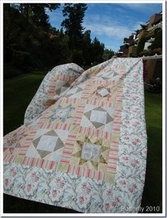 Butterfly - Livets kreative prosess: Quilts