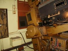 Projection room 2