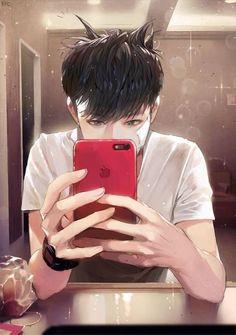 Anime boy...
