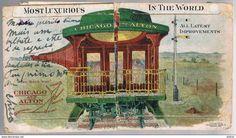 USA, 1904, Post Card New York-Lisboa (3 Images) - Etats-Unis