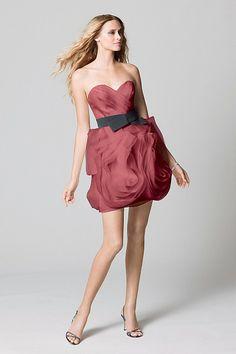 Wtoo Maids Dress 302 | Watters.com