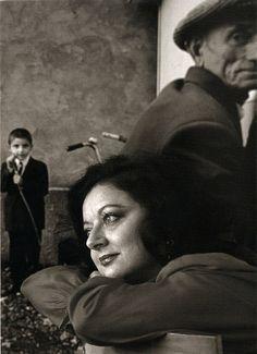 Cristina Garcia Rodero. Spanish photographer Cristina Garcia Rodero