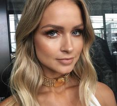 ⋆❈ - @DannieC123 - ❈⋆ Natural Makeup For Blondes, Best Natural Makeup, Beauty Make-up, Beauty Hacks, Hair Beauty, Make Up Looks, Celebrity Makeup Looks, Color Rubio, Gorgeous Makeup