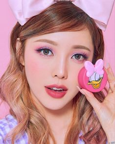 Korean Make Up, Korean Girl, Korean Style, Park Hye Min, Pony Makeup, Korean Eye Makeup, Clear Face, Beauty Photos, Beauty Make Up