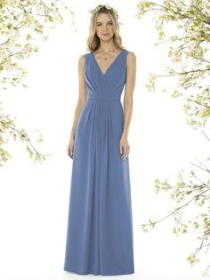 Social Bridesmaids by Dessy - 8157 Dress In Larkspur eecf579fa363
