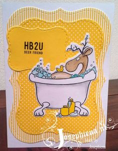 Kaart: HB2U Deer Friend