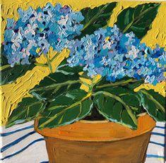 Spring Art, Old Art, Hydrangeas, Matisse, Artsy, Paintings, Studio, Drawings, Floral