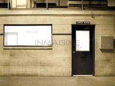 Exterior Of Business Lunch Room Stock Photos / Pictures / Photography / Royalty Free Images at Inmagine