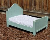 Doll Bed/Photo prop